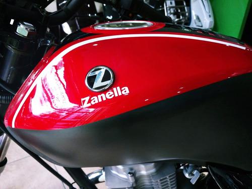 zanella rx 150 g3 0km 2020 tarjeta 12 cuotas
