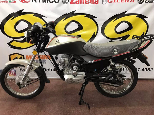 zanella rx 150 g3 base 0km 2018 999 motos quilmes
