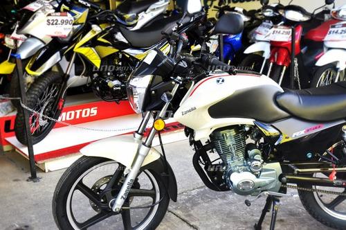 zanella rx 150 ghost z6 street 0km 150cc
