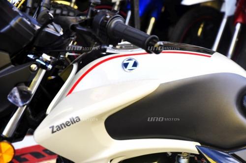 zanella rx 150 z6 ghost full entrega inmediata 150cc