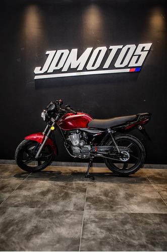 zanella rx 150 z7 // 12 o 18 cuotas // retira ya // jp motos
