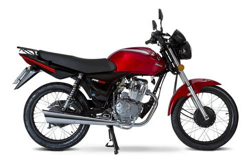 zanella rx 150 z7 2020 (rayos / tambor) arizona motos