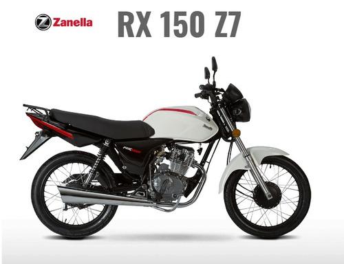 zanella rx 150 z7