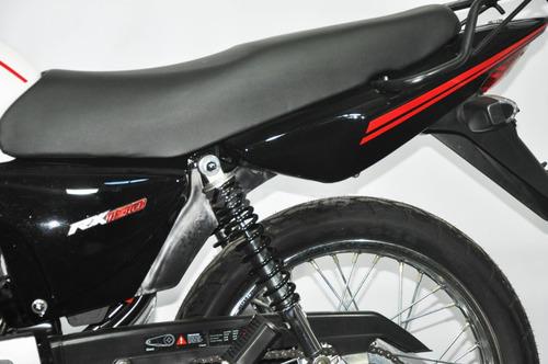 zanella rx 150 z7 base con parrilla incluida 150cc