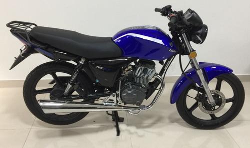 zanella rx 150 z7 full 0km 999 moto calle cg disco nueva new