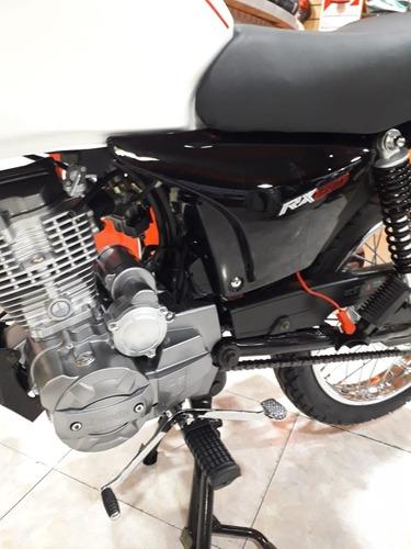 zanella rx 150 z7  okm  tamburrino motos