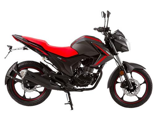 zanella rx 200 next 12 cuotas de $ 7582 oeste motos