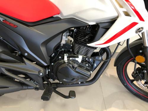 zanella rx 200 next 200cc 2019 0km calle naked 999 motos