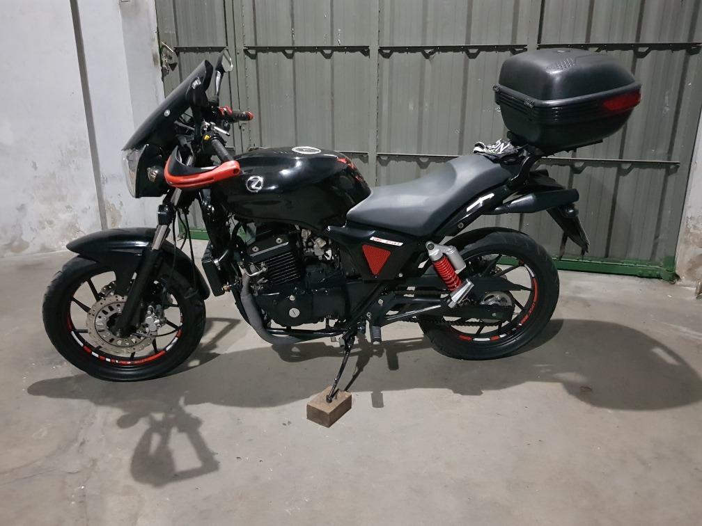 Nueva Zanella RX 350 Naked - Taringa!