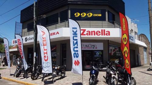 zanella rx g3 solo con tu dni  calle 0km nueva 2017