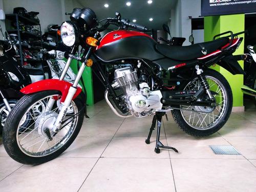 zanella rx150 g3 0km negro gris blanco financiación motonet