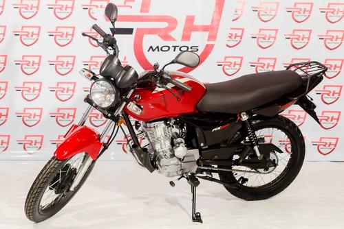 zanella rx150 z7 lanzamiento. rh - motos