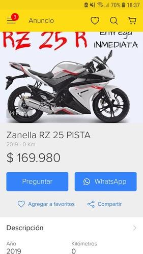 zanella rz 250