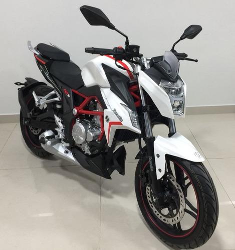 zanella rz3 0km 2018 250 29hp naked 999 motos rojo