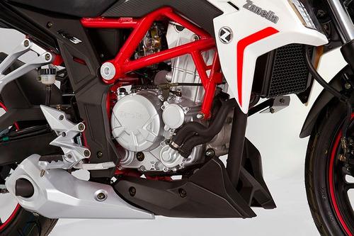 zanella rz3 0km color rojo 2018 zeta motos