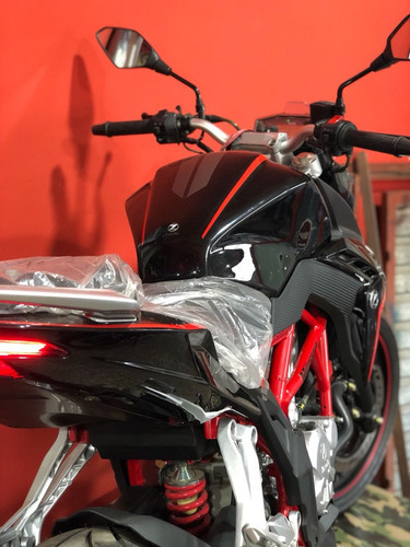 zanella rz3 - 300 29hp naked calle benelli tnt 300 rouser ns