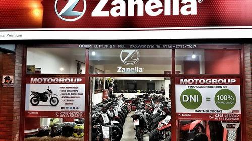 zanella rz3  300 naked  calle benelli tnt 300 rouser ns
