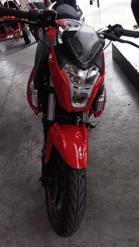 zanella rz3 naked 250cc, contado y tarjeta 12 cuotas de 8449