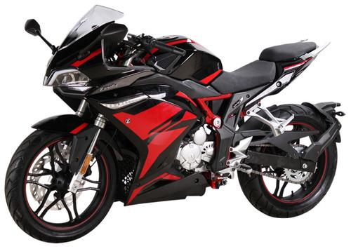 zanella rz3 r lanzamiento. rh - motos