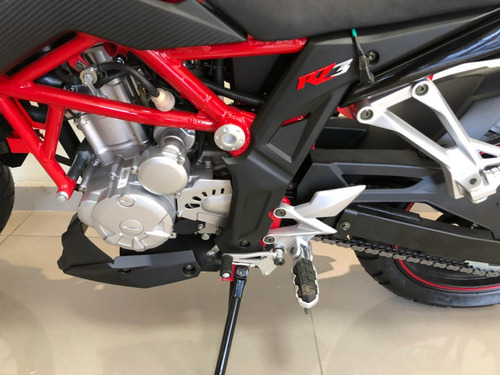zanella rz3 rz 3 2018 0km 250cc roja