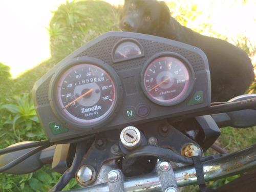 zanella  sapucai 125cc