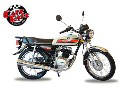 zanella sapucai 125cc    financiada! 0km, 2020