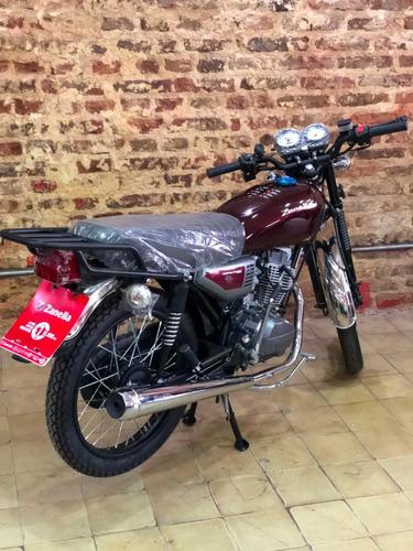 zanella sapucai 150 0 km 2018