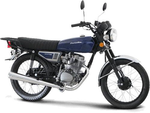 zanella sapucai 150 base 2019 0km 999 motos calle retro