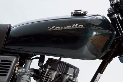 zanella sapucai 150 full 0km retro cafe racer