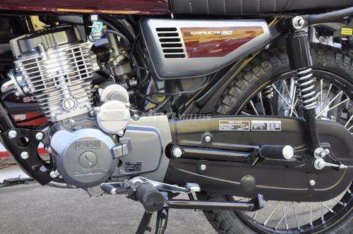 zanella sapucai 150 full con freno a disco 0km 150cc