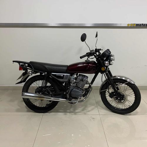 zanella sapucai 150 full moto retro calle cafe racer usada