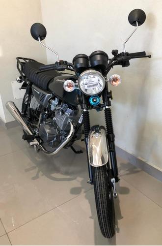 zanella sapucai 150 retro full 2019 0km calle naked 999motos