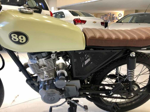 zanella sapucai 150cc cafe racer + accesorios año 2018 =0km
