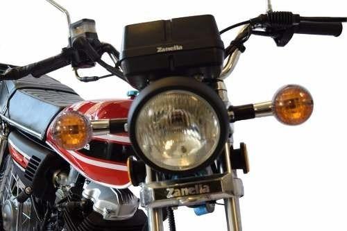 zanella sapucai 200cc | financiada y empadronada!