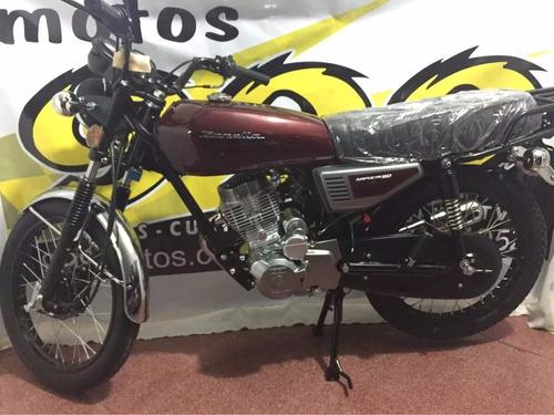 zanella sapucai base 150 2018 0km retro moto cafe racer 999