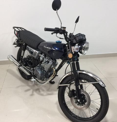 zanella sapucai full 150 150cc usada 2016 1100km impecable!