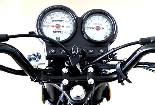 zanella sapucai retro 125cc  | financiada, entrega inmediata