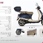 zanella scooter edizione 150 solo con dni