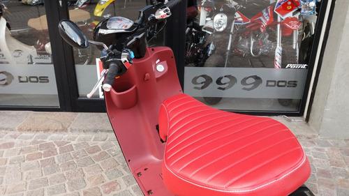 zanella scooter motos