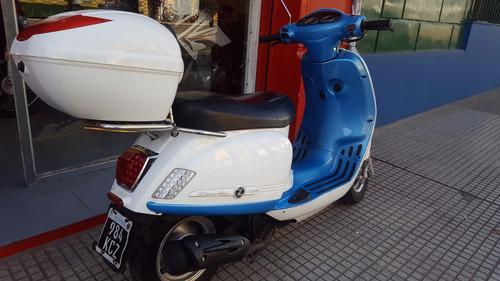 zanella styler 125 moto