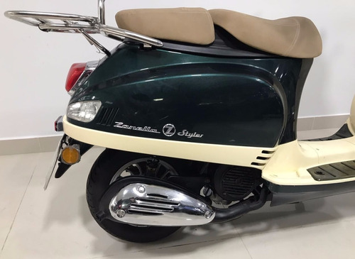 zanella styler 150 150cc usada 2016 impecable