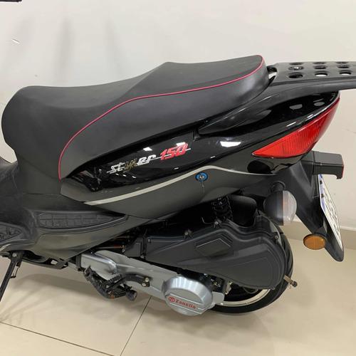 zanella styler 150 año 2018 usada 999 motos