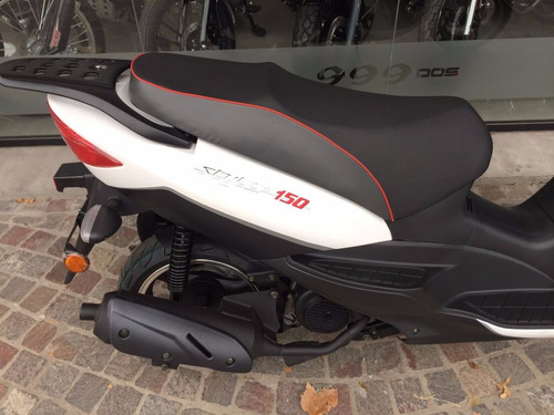zanella styler 150 cruiser 0km ciclomotor scooter 2018