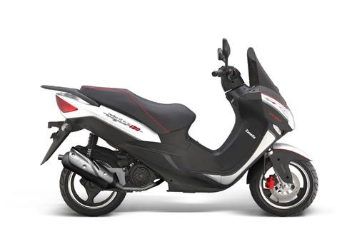 zanella styler 150 cruiser 0km ciclomotor scooter 999 motos