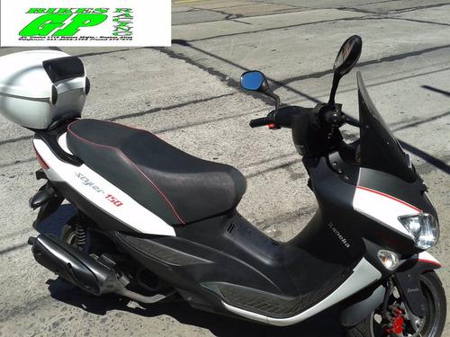 zanella styler 150 cruiser 2013 unica mano bikes gp