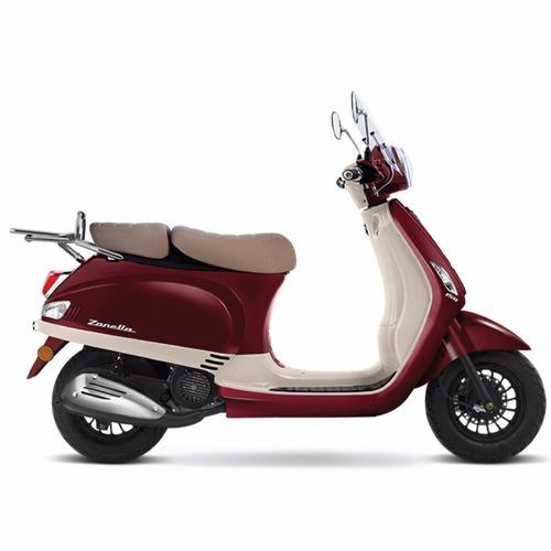 zanella styler 150 edicion limitada  2018 en motolandia!
