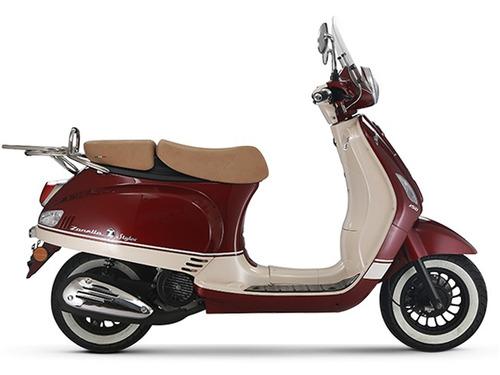 zanella styler 150 exclusive 2018 retro vintage 0 km 999