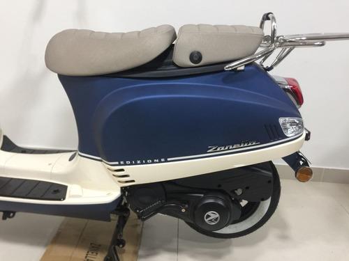 zanella styler 150 exclusive edizione 2018 0km 999 motos