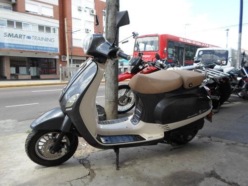 zanella styler 150 exclusive motos march (cod.024)