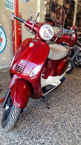 zanella styler 150 exclusive z3 2017 scooter vespa elite pcx